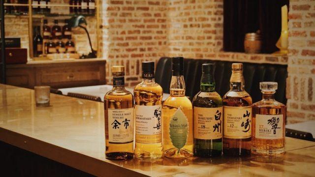 30種類以上のウイスキーから選べるハイボールが飲めるのはHOME〜ジャパニーズウイスキーの巻〜